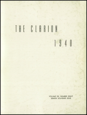 Page 3, 1940 Edition, St Marys High School - Green and White Yearbook (St Louis, MO) online yearbook collection