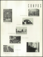Page 8, 1940 Edition, St Marys High School - Green and White Yearbook (St Louis, MO) online yearbook collection