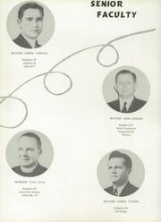 Page 10, 1956 Edition, St Marys High School - Green and White Yearbook (St Louis, MO) online yearbook collection