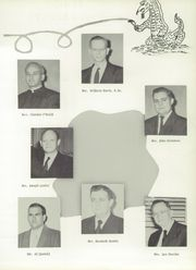 Page 11, 1956 Edition, St Marys High School - Green and White Yearbook (St Louis, MO) online yearbook collection