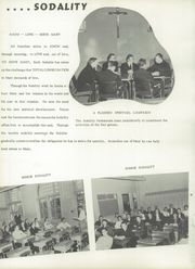 Page 14, 1956 Edition, St Marys High School - Green and White Yearbook (St Louis, MO) online yearbook collection