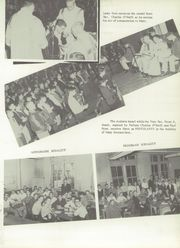 Page 15, 1956 Edition, St Marys High School - Green and White Yearbook (St Louis, MO) online yearbook collection