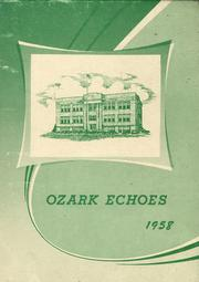 Page 1, 1958 Edition, Warsaw High School - Ozark Echoes Yearbook (Warsaw, MO) online yearbook collection