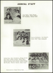 Page 12, 1958 Edition, Warsaw High School - Ozark Echoes Yearbook (Warsaw, MO) online yearbook collection
