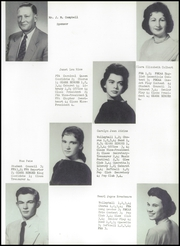 Page 15, 1958 Edition, Warsaw High School - Ozark Echoes Yearbook (Warsaw, MO) online yearbook collection