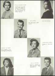 Page 16, 1958 Edition, Warsaw High School - Ozark Echoes Yearbook (Warsaw, MO) online yearbook collection