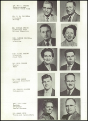 Page 8, 1958 Edition, Warsaw High School - Ozark Echoes Yearbook (Warsaw, MO) online yearbook collection