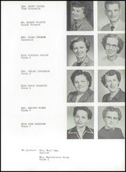 Page 9, 1958 Edition, Warsaw High School - Ozark Echoes Yearbook (Warsaw, MO) online yearbook collection