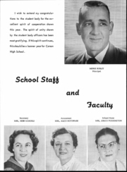Page 10, 1958 Edition, Carson High School - Carneta Yearbook (Carson City, NV) online yearbook collection