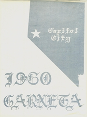 Page 1, 1960 Edition, Carson High School - Carneta Yearbook (Carson City, NV) online yearbook collection