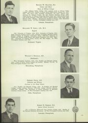 Page 12, 1940 Edition, West Nottingham Academy - Pege Yearbook (Colora, MD) online yearbook collection