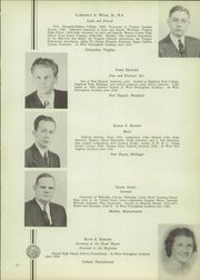 Page 13, 1940 Edition, West Nottingham Academy - Pege Yearbook (Colora, MD) online yearbook collection