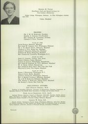 Page 14, 1940 Edition, West Nottingham Academy - Pege Yearbook (Colora, MD) online yearbook collection