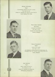 Page 17, 1940 Edition, West Nottingham Academy - Pege Yearbook (Colora, MD) online yearbook collection