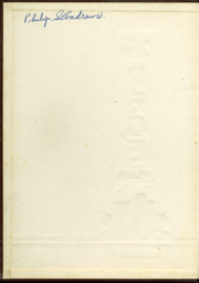 Page 2, 1940 Edition, West Nottingham Academy - Pege Yearbook (Colora, MD) online yearbook collection