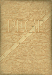 1943 Edition, West Nottingham Academy - Pege Yearbook (Colora, MD)