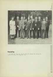 Page 14, 1943 Edition, West Nottingham Academy - Pege Yearbook (Colora, MD) online yearbook collection