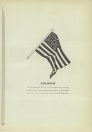 Page 9, 1943 Edition, West Nottingham Academy - Pege Yearbook (Colora, MD) online yearbook collection