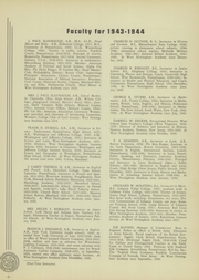 Page 11, 1944 Edition, West Nottingham Academy - Pege Yearbook (Colora, MD) online yearbook collection