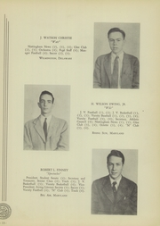 Page 15, 1944 Edition, West Nottingham Academy - Pege Yearbook (Colora, MD) online yearbook collection