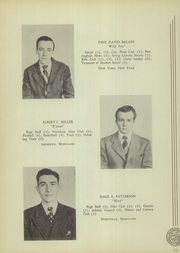 Page 16, 1944 Edition, West Nottingham Academy - Pege Yearbook (Colora, MD) online yearbook collection