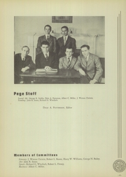 Page 6, 1944 Edition, West Nottingham Academy - Pege Yearbook (Colora, MD) online yearbook collection