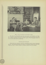 Page 7, 1944 Edition, West Nottingham Academy - Pege Yearbook (Colora, MD) online yearbook collection