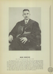 Page 8, 1944 Edition, West Nottingham Academy - Pege Yearbook (Colora, MD) online yearbook collection