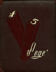 1945 Edition, West Nottingham Academy - Pege Yearbook (Colora, MD)