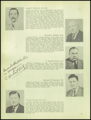 Page 10, 1949 Edition, West Nottingham Academy - Pege Yearbook (Colora, MD) online yearbook collection