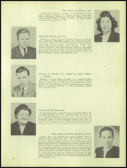 Page 11, 1949 Edition, West Nottingham Academy - Pege Yearbook (Colora, MD) online yearbook collection