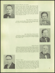 Page 12, 1949 Edition, West Nottingham Academy - Pege Yearbook (Colora, MD) online yearbook collection