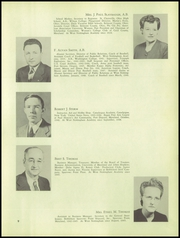 Page 13, 1949 Edition, West Nottingham Academy - Pege Yearbook (Colora, MD) online yearbook collection
