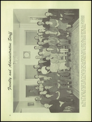 Page 15, 1949 Edition, West Nottingham Academy - Pege Yearbook (Colora, MD) online yearbook collection