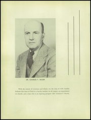 Page 6, 1949 Edition, West Nottingham Academy - Pege Yearbook (Colora, MD) online yearbook collection