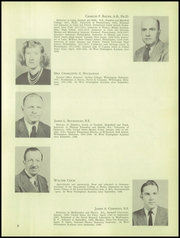 Page 9, 1949 Edition, West Nottingham Academy - Pege Yearbook (Colora, MD) online yearbook collection