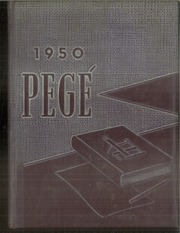 1950 Edition, West Nottingham Academy - Pege Yearbook (Colora, MD)