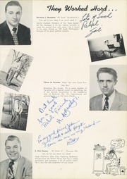 Page 11, 1950 Edition, West Nottingham Academy - Pege Yearbook (Colora, MD) online yearbook collection