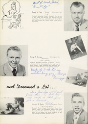 Page 12, 1950 Edition, West Nottingham Academy - Pege Yearbook (Colora, MD) online yearbook collection