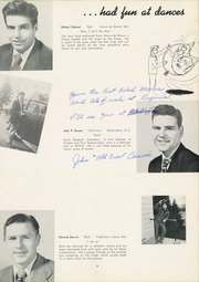 Page 13, 1950 Edition, West Nottingham Academy - Pege Yearbook (Colora, MD) online yearbook collection