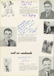 Page 14, 1950 Edition, West Nottingham Academy - Pege Yearbook (Colora, MD) online yearbook collection