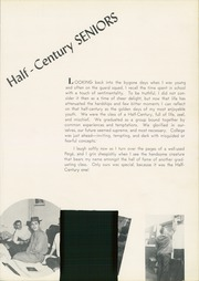 Page 9, 1950 Edition, West Nottingham Academy - Pege Yearbook (Colora, MD) online yearbook collection