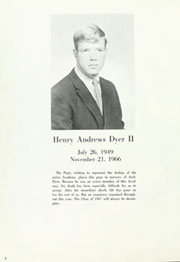 Page 12, 1967 Edition, West Nottingham Academy - Pege Yearbook (Colora, MD) online yearbook collection