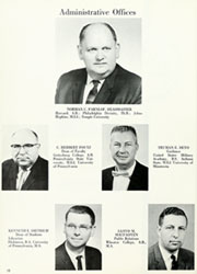 Page 14, 1967 Edition, West Nottingham Academy - Pege Yearbook (Colora, MD) online yearbook collection