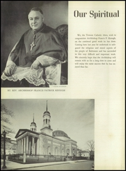 Page 10, 1949 Edition, Towson Catholic High School - Hilltop Yearbook (Towson, MD) online yearbook collection