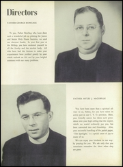 Page 11, 1949 Edition, Towson Catholic High School - Hilltop Yearbook (Towson, MD) online yearbook collection