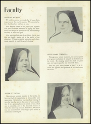 Page 15, 1949 Edition, Towson Catholic High School - Hilltop Yearbook (Towson, MD) online yearbook collection