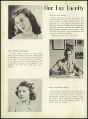 Page 16, 1949 Edition, Towson Catholic High School - Hilltop Yearbook (Towson, MD) online yearbook collection