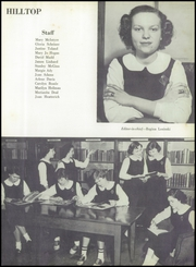 Page 15, 1950 Edition, Towson Catholic High School - Hilltop Yearbook (Towson, MD) online yearbook collection