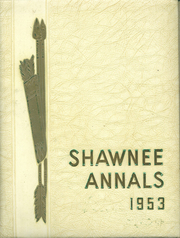 1953 Edition, Shawnee High School - Indian Yearbook (Louisville, KY)